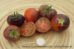 Königin der Nacht (BIO-Tomatenpflanze)